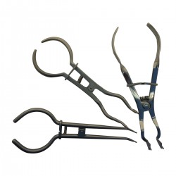 Rubber dam Forceps Set of 3