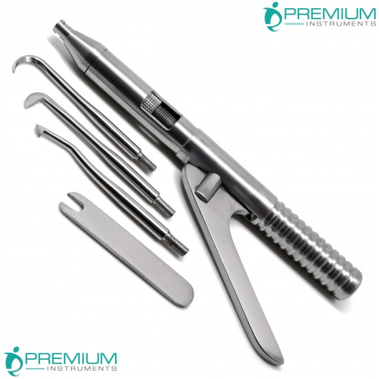 Automatic Crown Remover set