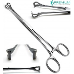 Babcock Tissue Forcep 6.4""