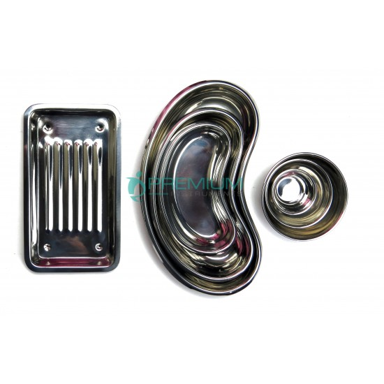 7 Pcs Set Trays and Cups